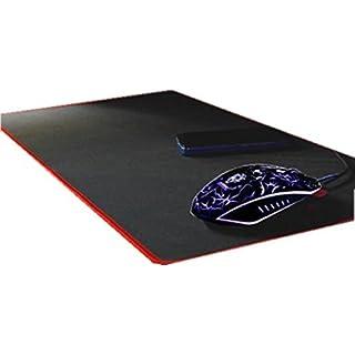 Ardisle groß Pro Gaming Maus Pad Matte für PC Laptop Computer Tastatur rutschfester MacBook