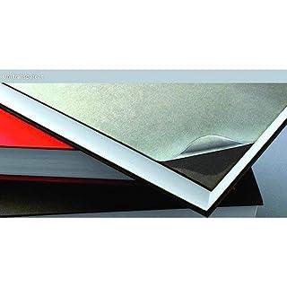 alkor DecoDesign F3800001 Selbstklebefolie, Folienmaß 45 x 200 cm, Dicke 0, 09 mm, transparent