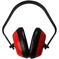 Orejeras - SODIAL(R)Orejeras de espuma suave Proteccion de los oidos Para Disparo Caza Reduccion de ruido en voz alta Rojo