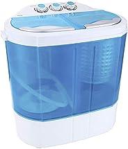 Display4top Portable Charge supérieure 3.6kg machine à laver - machines à laver - Prise standard européenne (B