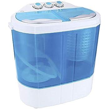 Syntrox Germany Energie A 4 Kg Waschmaschine mit Schleuder