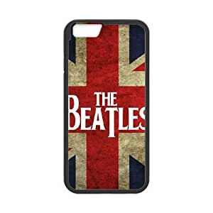 Generic Design Back Case Cover iPhone 6 4.7 Inch Cell Phone Case Black The Beatles Eipdfe Plastic Case