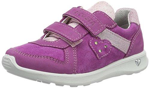 Ricosta - Tina, Scarpe da ginnastica Bambina Pink (Candy)