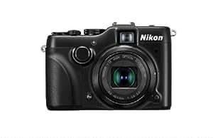 Nikon Coolpix P7100 Digital Camera with 7.1x Optical Zoom (Black)