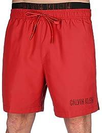 7ad3c8eba9 Calvin Klein KM0KM00300 Medium Double Swimsuit sea and Pool Men