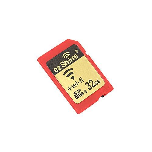 e6f247dd061 Docooler EZ Share WiFi Share Memory SD Card Wireless Camera Share Card SDHC Flash  Card Class