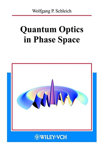 Quantum Optics in Phase Space