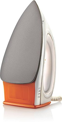 Syska Stellar SDI-03 Dry Iron (White, Orange)