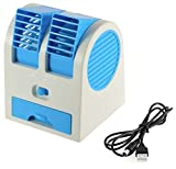 #7: Usb cooling Table Fan With Usb Cable Small Air Cooler by Stvin