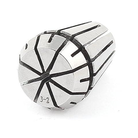 3mm ER20 Frühjahr Spannzange CNC Fräsen Drehmaschine Werkzeughalter ER20-3 (Er 20 Werkzeughalter)
