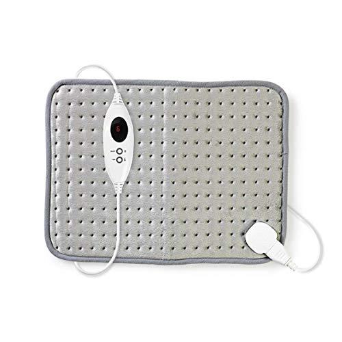 TronicXL Heizkissen Bauch Rücken 42 x 32 cm 6 Heizstufen Digitale Steuerung Überhitzungsschutz Senioren Entspannung -