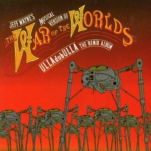 War of the Worlds: Ulladubulla - The Remix Album