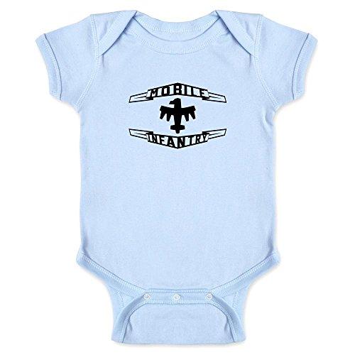 Pop Threads Baby Jungen (0-24 Monate) Spieler, blau, 903110