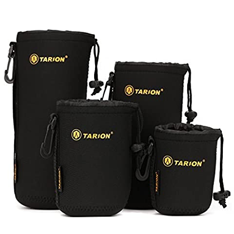 TARION 4 x Housse de protection / Sac de transport