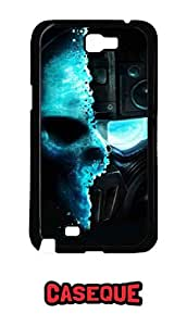 Caseque Ghost Recon Back Shell Case Cover For Samsung Galaxy Note 2