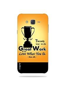 alDivo Premium Quality Printed Mobile Back Cover For Samsung Galaxy J7 / Samsung Galaxy J7 Back Case Cover (MKD1001)