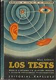 LOS TESTS. Manual de pruebas psicométricas de inteligencia y de aptitudes