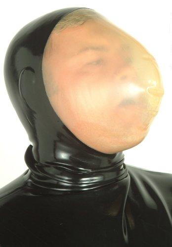 """Latex Maske \""""Vakuum\"""""""