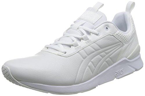 ASICS Zapatilla H7C4L-0101 GEL-Lyte BIANCO blanco