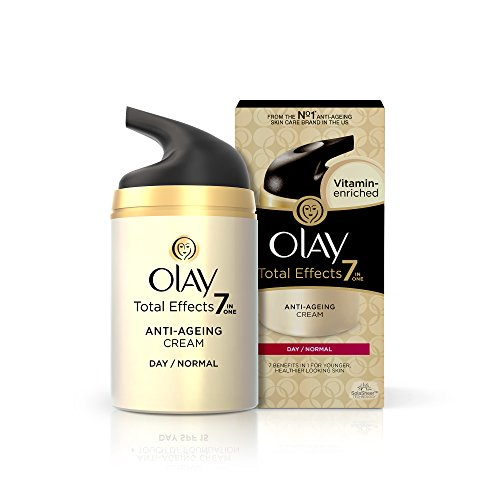 Olay Total Effects 7-in-1 Anti Aging Day Skin Cream Normal SPF15, 50g
