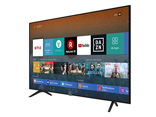 41XP7Ozu4vL - Hisense H50BE7000 - Smart TV 50' 4K Ultra HD, 3 HDMI, 2 USB, Salida óptica y de Auriculares, WiFi, HDR, Dolby DTS, Procesador Quad Core, Smart TV VIDAA U 3.0 con IA