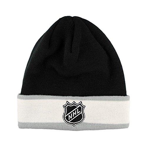 Mitchell & Ness NHL Shield Logo Eishockey Wintermütze