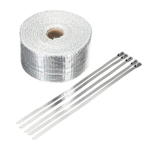 Corneliaa-DE Hochleistungs-Titanfaser-Hitzeschild-Verbund-Brandschutz-Rollband neu