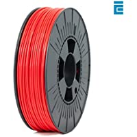 ICE FILAMENTS ICEFIL3PLA010 PLA Filament, 2.85 mm, 0.75 kg, Romantic Red - ukpricecomparsion.eu