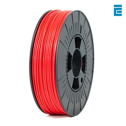 ICE Filaments ICEFIL3PLA010 PLA filament, 2.85mm, 0.75 kg, Romantic Red