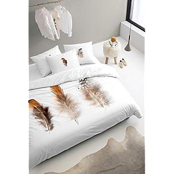 damai bettw sche 135 x 200 cm federn 100 baumwolle k che haushalt. Black Bedroom Furniture Sets. Home Design Ideas