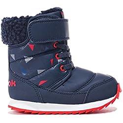 Reebok Bs7786, Sneaker Unisex – Bimbi 0-24, Blu Navy / Blu Cobalto Scuro (Collegiate Navy / Deep Cobalt / Asteroid Dus), 24.5 EU