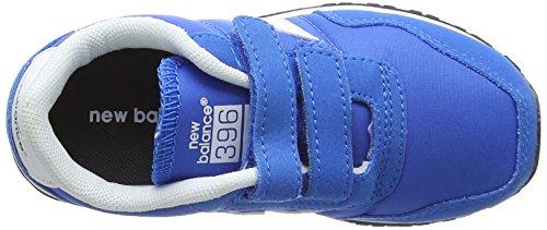 c7a586ea7 New Balance KV396 Kids Lifestyle Velcro – Zapatillas de Deporte para Bebés  Niños