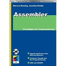 Assembler-Grundlagen (mit CD-Rom).