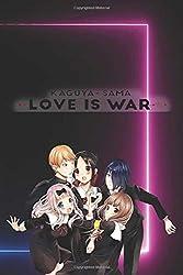 Kaguya-sama: Love is War: NOTEBOOK