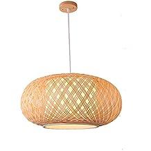 Amazon Fr Luminaire Bambou