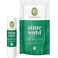 Primavera Bio Atmewohl Nase Frei Stick, 10 ml preisvergleich bei billige-tabletten.eu