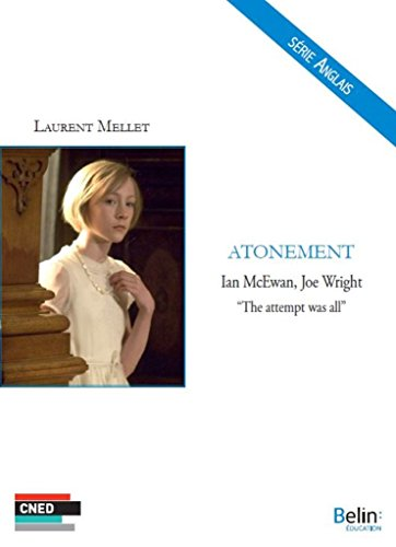 Atonement - Ian McEwan, Joe Wright