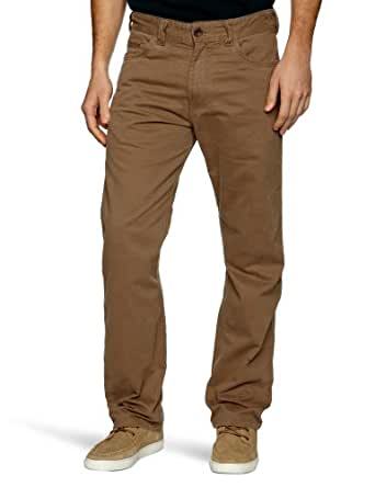 Timberland Clothing Ellswrth Rggd 5pkt Straight Men's Trousers ThatchW30INxL34IN