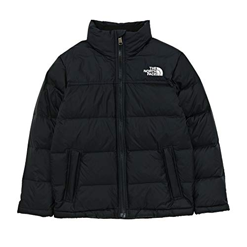 THE NORTH FACE Nuptse Down Jacket Boys TNF Black Kindergröße M | 140-150 2018 Funktionsjacke - North Face Down Boys Jacket