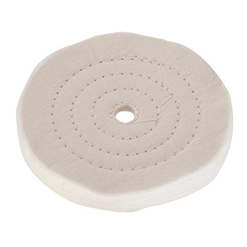 silverline-633782-disque-de-polissage-a-couture-double-150-mm