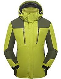 Zhuhaitf Alta calidad Mens Outdoor 2 in 1 Softshell Waterproof Hooded Sports Jacket Outwear