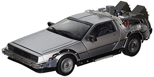 """Diamond Select Juguete de la máquina del tiempo DeLorean, quot;Regreso al Futuro"""""""