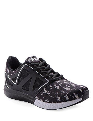 Fila Men's Line Art Men's Footwear Black