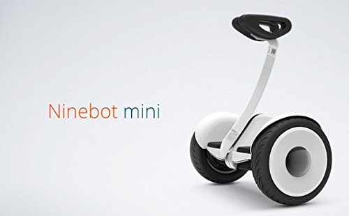 E-Scooter mit Griff - Scooter Two Wheels selbstbalancierender Xiaomi Ninebot Transport Personal