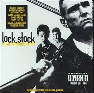 Lock Stock & Two Smoking Barrels by OST (1998) Audio CD