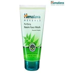 Himalaya Herbal, Gesichtspflege, Neem Face Wash Gel, 150ml