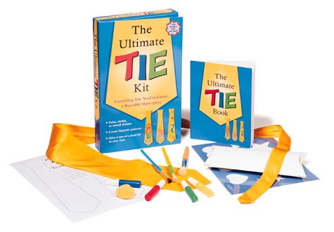 The Ultimate Tie Kit: Everything You Need To Create A Wearable Masterpiece (Wearable-kit)