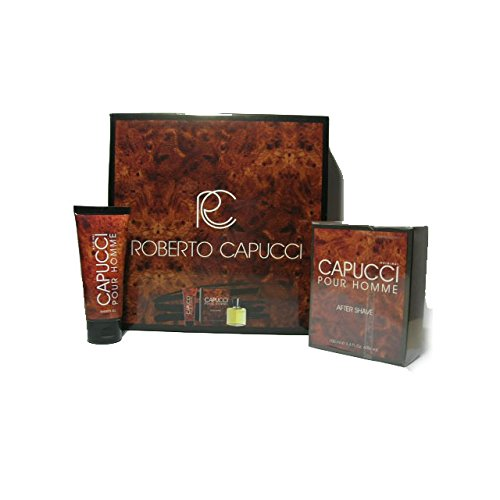 Roberto Capucci come down in buckets homme Set 100ml After Shave + 100ml Shower Gel