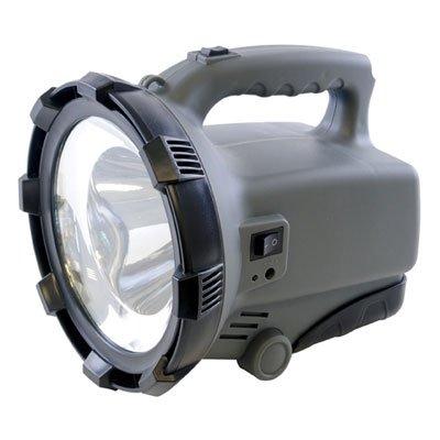 wiederaufladbar 5Watt SMD LED Strahler Taschenlampe–360Lumen–5.000.000Kerze Power