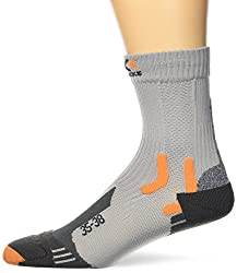 X-Socks Herren Socken OUTDOOR, Pearl Grey, 35/38, X020404